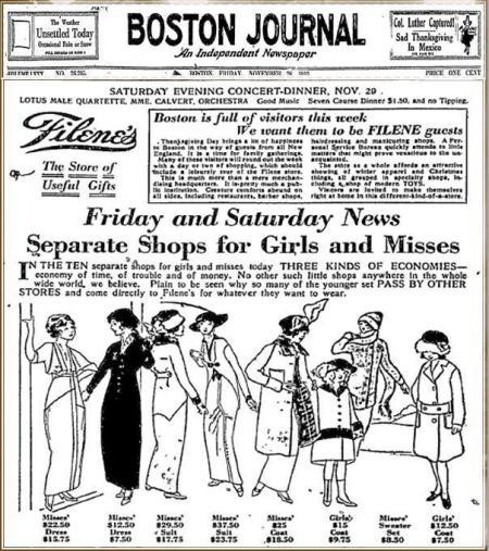Boston Paper November 1913 Compressed