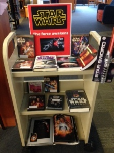 star wars display library