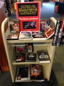 star wars display library